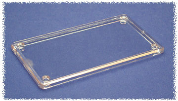 Clear Polycarbonate Lid