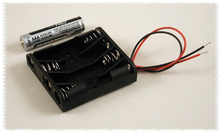 Hammond Mfg Battery Holders Photo Tables