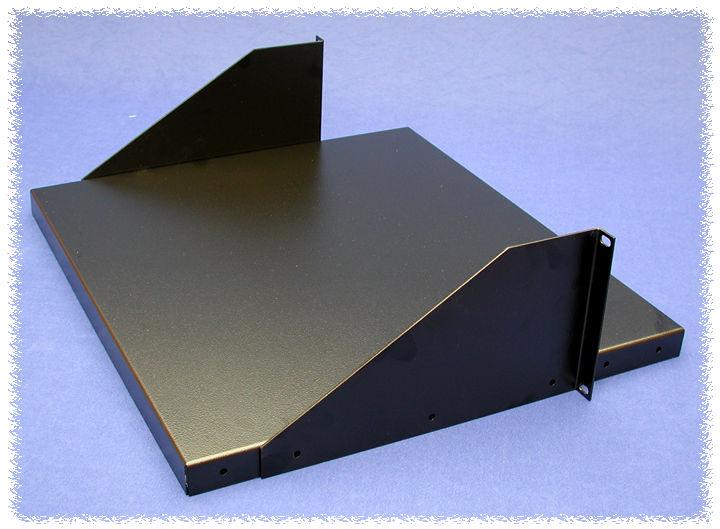 Hammond Mfg  - Shelves (Fixed) - Panel Mount - Single Pair of Panel