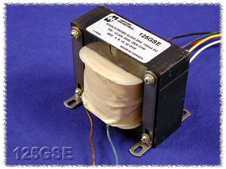 Hammond Mfg. - Universal - Single Ended - Tube Output ... on