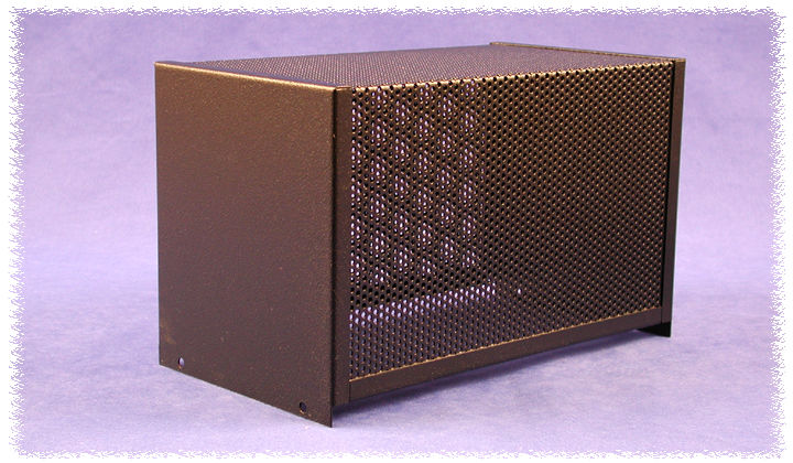 Hammond Manufacturing 1431-38 STEEL CHASSIS COVER 16.6 X 12