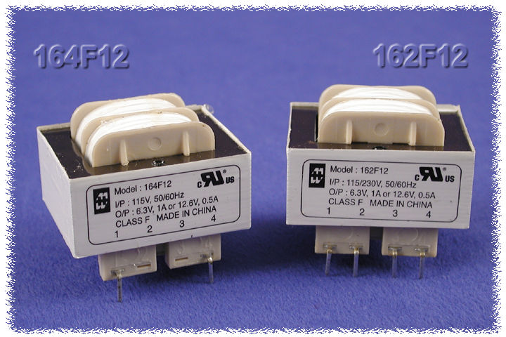Hammond Mfg. - Power Transformer - (162 & 164 Series) on