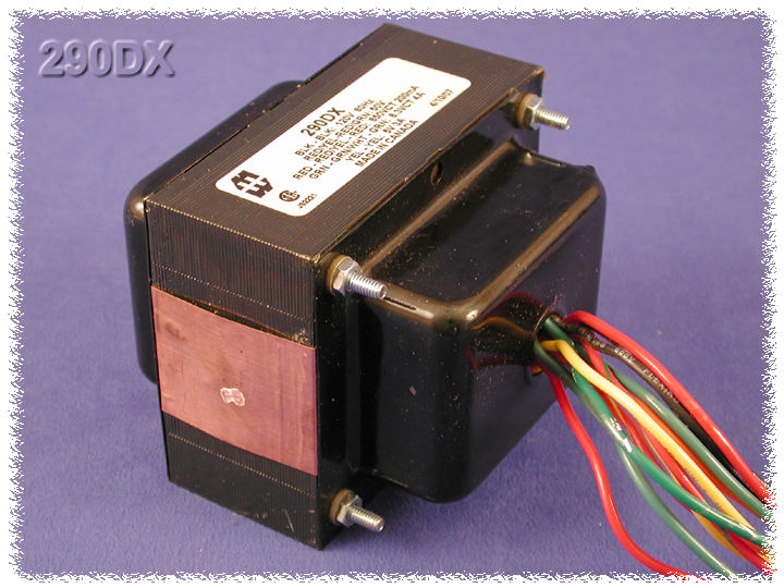 290DX_B hammond mfg replacement & upgrades tube guitar amplifier  at alyssarenee.co