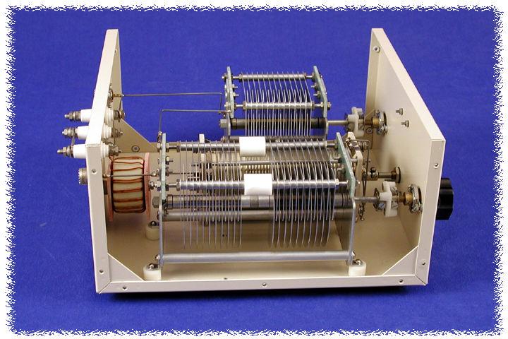 Hammond Mfg Discontinued Antenna Transmatch At 1500