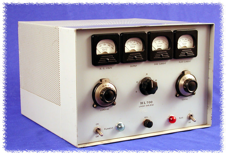 Hf Linear Amplifier Henry 2k4 Usa Picture Images Frompo