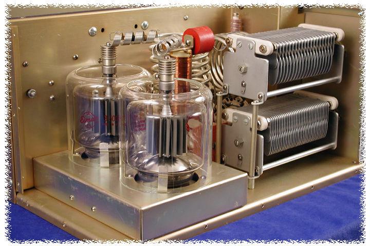 Hammond Mfg  - Discontinued - HF Linear Amplifier HL-2000A