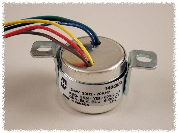 Hammond Mfg  - Studio Grade - Impedance Matching - Audio