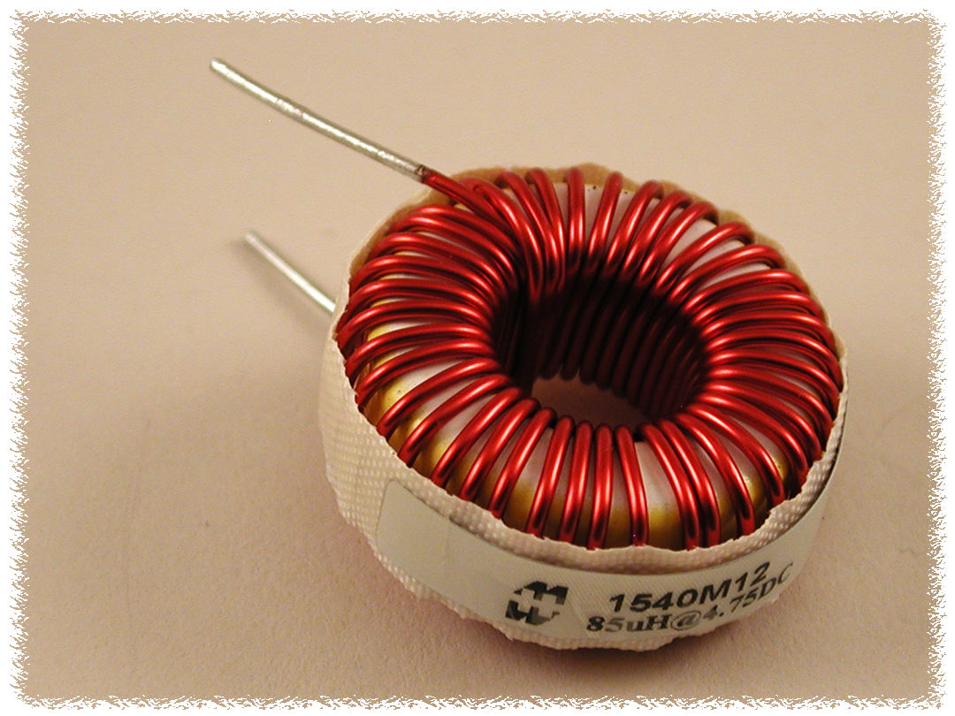 Hammond Mfg High Current Toroid Inductors 1540 Series Circuits With Click Here To Enlarge