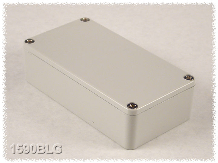 1590BLG - 1590-Stomp Series Enclosures