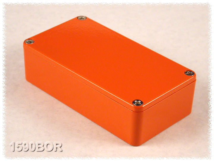 1590BOR - 1590-Stomp Series Enclosures