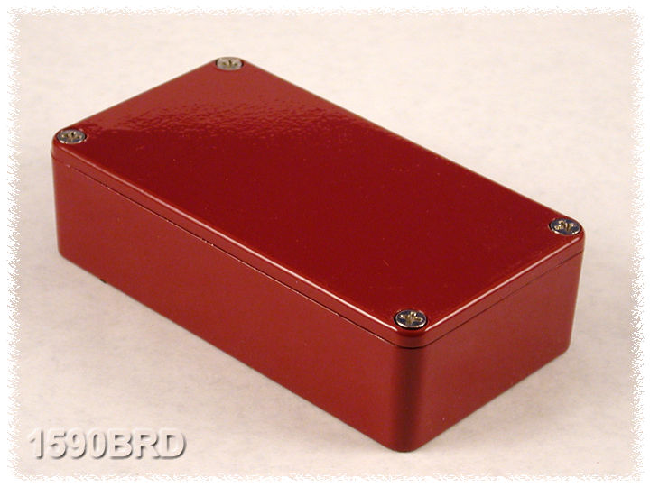 1590BRD - 1590STOMP Series Enclosures