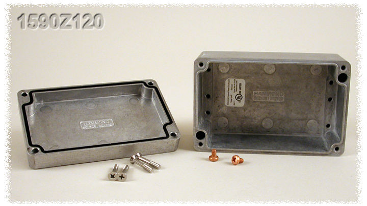 EXTRA DEEP #264818 3 HOLE Details about  /HAMMOND MANUFACTURING SE1500992 ENCLOSURE TYPE 12