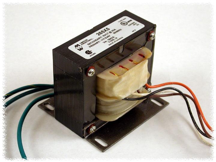 Low Voltage, High Current Power Transformers - Hammond Mfg