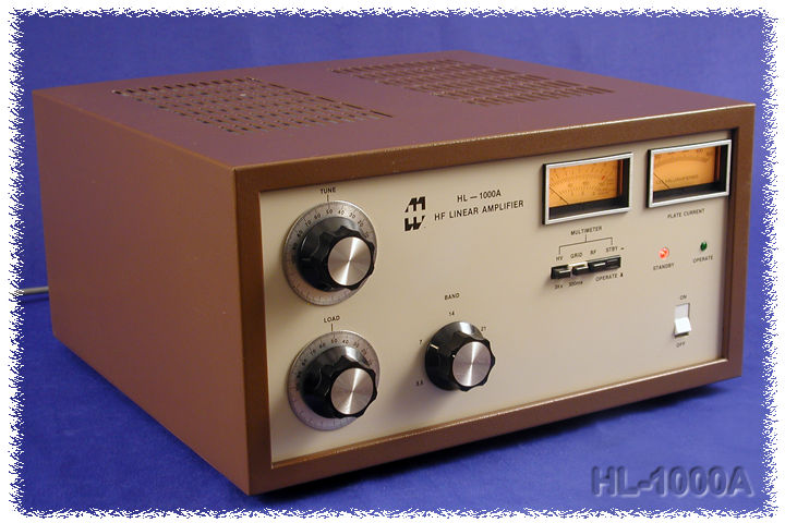 Hammond Mfg  - Discontinued - HF Linear Amplifier HL-1000A