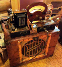 Ten Cigars Guitar Amp