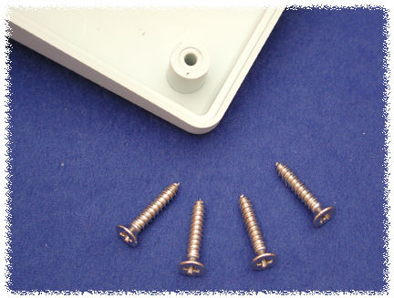 Self Tapping Lid Screws